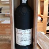 Taylors over 40 years old port 1998