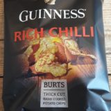 Guiness Rich Chilli chips