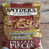 Snyder's Honey Mustard and Onion Pretzel