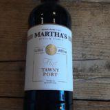Martha Fine tawny port