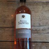 Roches Saintes Grenache Syrah rosé